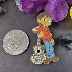 Disney Jewelry - 2/$18 Disney Parks Pixar Coco Miguel, Booster Pin